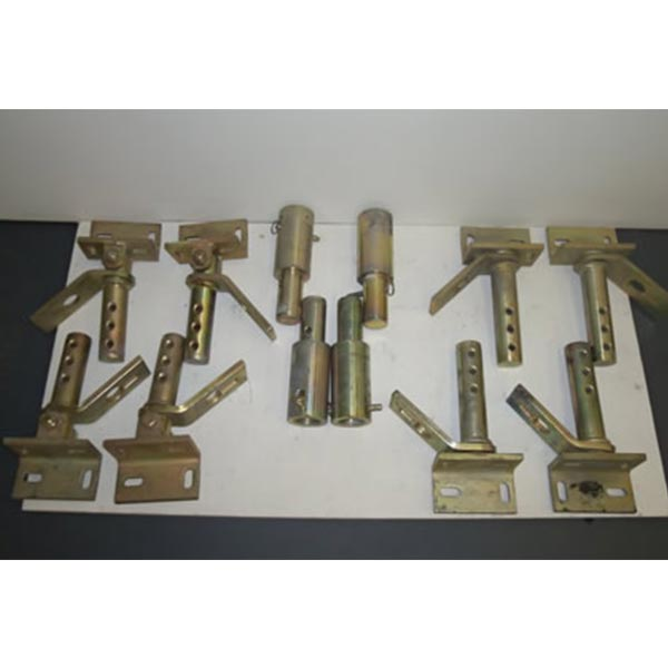 Chassis Liner Anchoring System