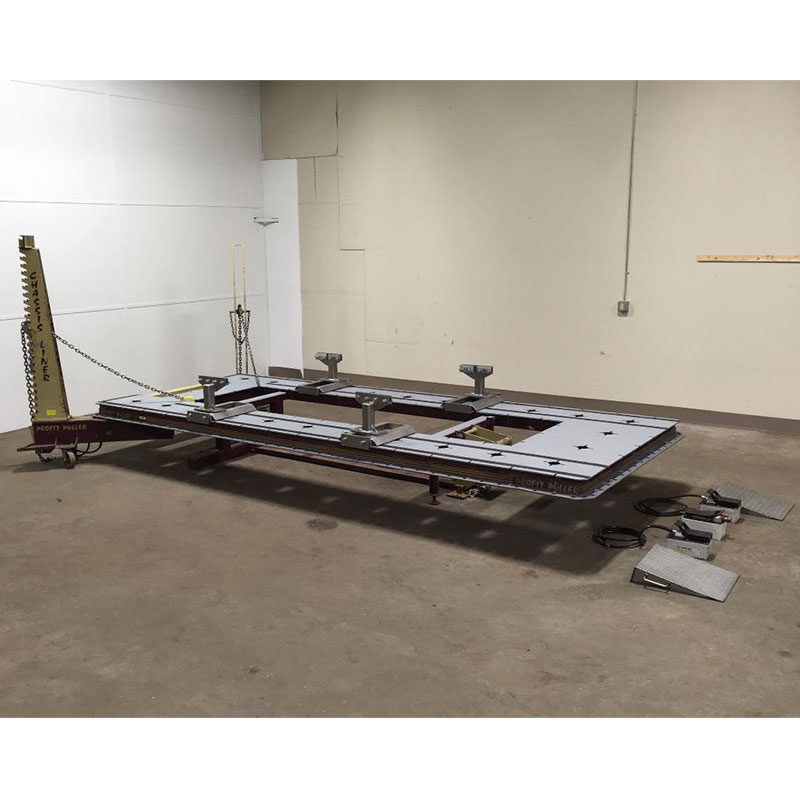 Chassis Liner Profit Puller