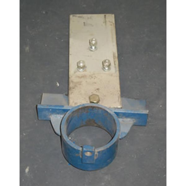 Continental Electric Winch Mount