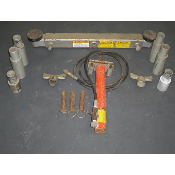 Continental Vehicle Lift Assembly